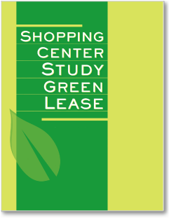 Shopping Center Study Green Lease